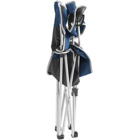 Brunner Armchair Classic, black/blue